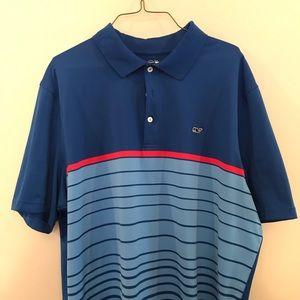 Men's Vineyard Vines Golf Polo XL